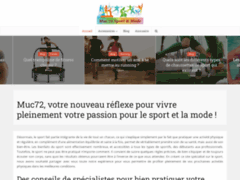 Détails : Muc72 magasin de sport en ligne