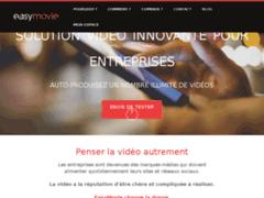 Détails : Myeasymovie: Site montage video