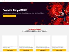 Détails : Les informations sur French Days 2019