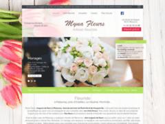 Détails : Myna Fleurs à Malaunay