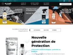Détails : NANO CARAPACE, nano technologie et entretien de voiture