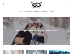 Détails : Navi-ski.com : sports d'hiver, les écoles de ski en France