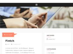 Détails : Fintch -Neo banque - Banque en ligne