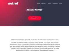 Détails : Agence de communication Netref