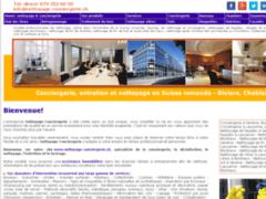 Entreprise suisse de conciergerie et nettoyage