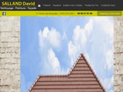 Création du site Internet de SALLAND David (Entreprise de Entreprise de nettoyage à LESCHES )