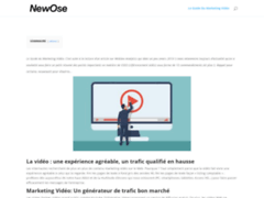 vidéo e-commerce