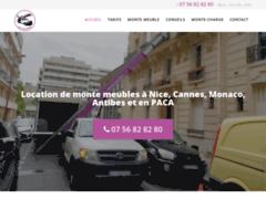Détails : Location de monte charge à Nice