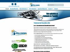 Aqua-control , sp?cialiste du traitement de l'humidit