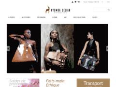 Détails : Boutique africaine spécialisé dans l'art traditionnel africain