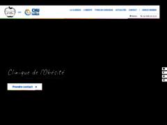 Clinique de l'Obésité du CHU UCL à Namur sur le site Sainte Elisabeth