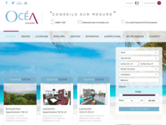 Ocea Immobilier : agence immobiliere en Martinique