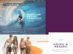 Détails : Cours et Stage de Surf Adultes Hendaye