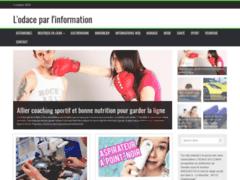 Détails : Odace en corps blog santé et sport