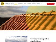 OFFMANN HENRI: Couvreur charpentier à BERGERAC