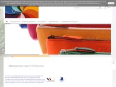 Détails : Maroquinerie Lyonnaise authentique et moderne