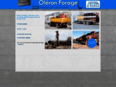 Création du site Internet de OLERON FORAGE (Entreprise de Entreprise générale à SAINT-SAVINIEN )