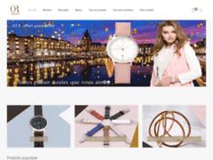 Oracine: vente de montres en ligne
