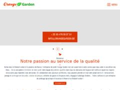 Orange Garden : un jardinier dans le Brabant wallon