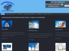 Détails : Ordiwebassistance création sites internet, sites e-commerce, sites vitrine