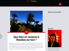 Détails : Osaka : blog de voyages