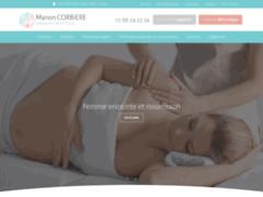Manon Corbière, votre ostéopathe à Saint-Cloud