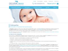 Détails : Ostéopathe à Etterbeek et Molenbeek-Saint-Jean (Bruxelles)