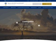 Détails : Manon Budet Hildevert, ostéopathe DO à Palaiseau