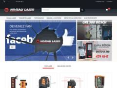 Détails : OutilPro : Niveau laser rotatif Pro