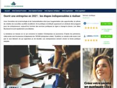 Détails : Votre guide de création d'entreprise