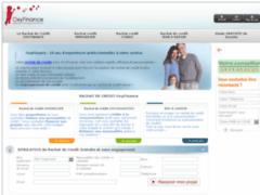 Rachat de crédit Oxyfinance - Un courtier différent
