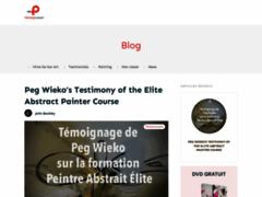 Détails : apprendre la peinture abstraite