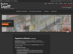 Détails : Papeterie et librairie à Le Neubourg