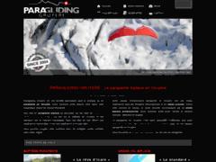 Parapente dans le Canton de Fribourg en Suisse romande