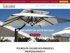 Création du site Internet de SUDCLIMAT (Entreprise de Maçon à MONTPELLIER )