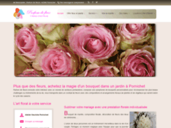 Détails : Parfum de fleurs, l'atelier du fleuriste La Baule