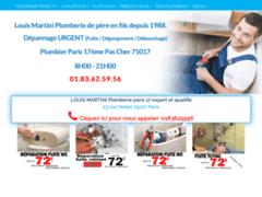 Détails : Travail de plomberie de qualité au meilleur prix