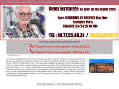 Détails : Votre serrurier à Paris