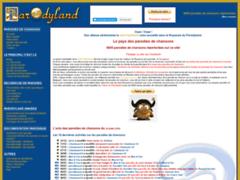 Détails : Parodyland, le royaume des parodies