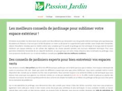 Détails : Passion Jardin : Tout l'univers du jardinage