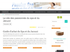 Guide des spas gonflables