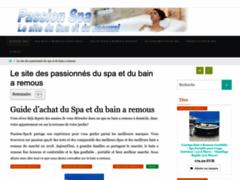 Détails : Analyses pour spa et jacuzzi