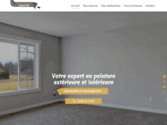 Détails : Peinture et décoration Laurent : peinture intérieure et extérieure et décoration en province de Namur et de Liège