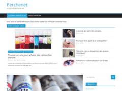 Détails : Perchenet, votre site web d'informations