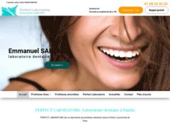 Détails : PERFECT LABORATOIRE, Laboratoire dentaire à Pantin