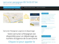Détails : Dépannage serrurier Perpignan