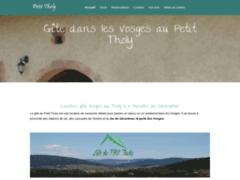 Location de vacances : gîte pas cher dans le département des Vosges