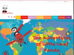 Détails : Petit chef panda, le site ludique des petits enfants cuisiniers