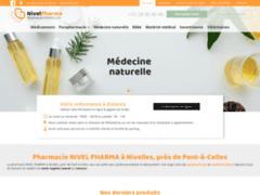 Détails : Pharmacie NIVEL PHARMA à Nivelles, près de Pont-à-Celles