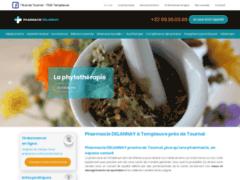 Détails : Pharmacie DELANNAY à Templeuve près de Tournai
